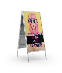 Hörtest Plakat