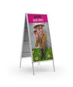 Sofort-Hörtest Plakat