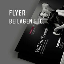 Flyer & Beilagen
